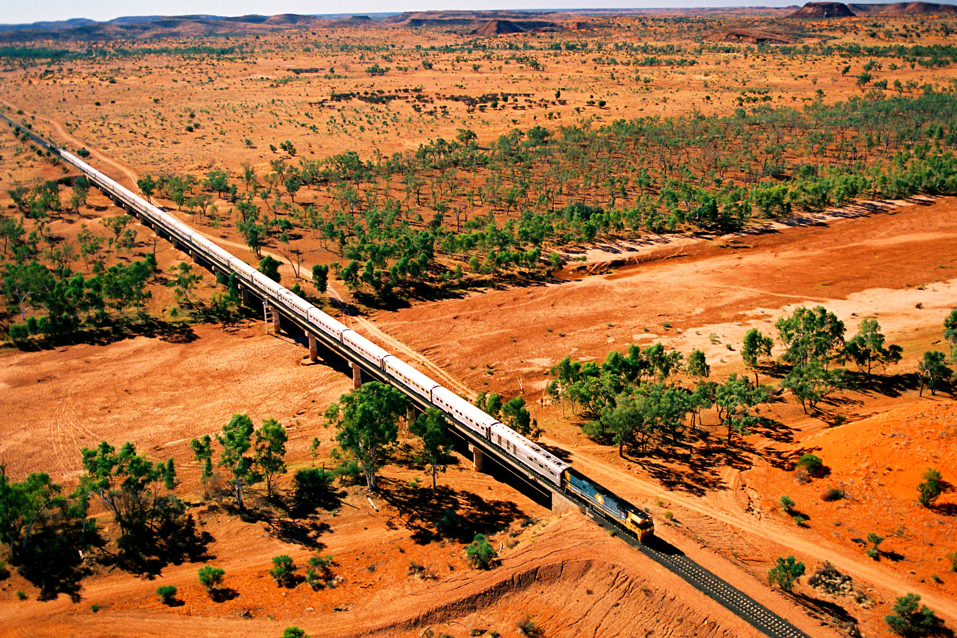 The Ghan Ultimate Adventure Darwin To Adelaide Austour
